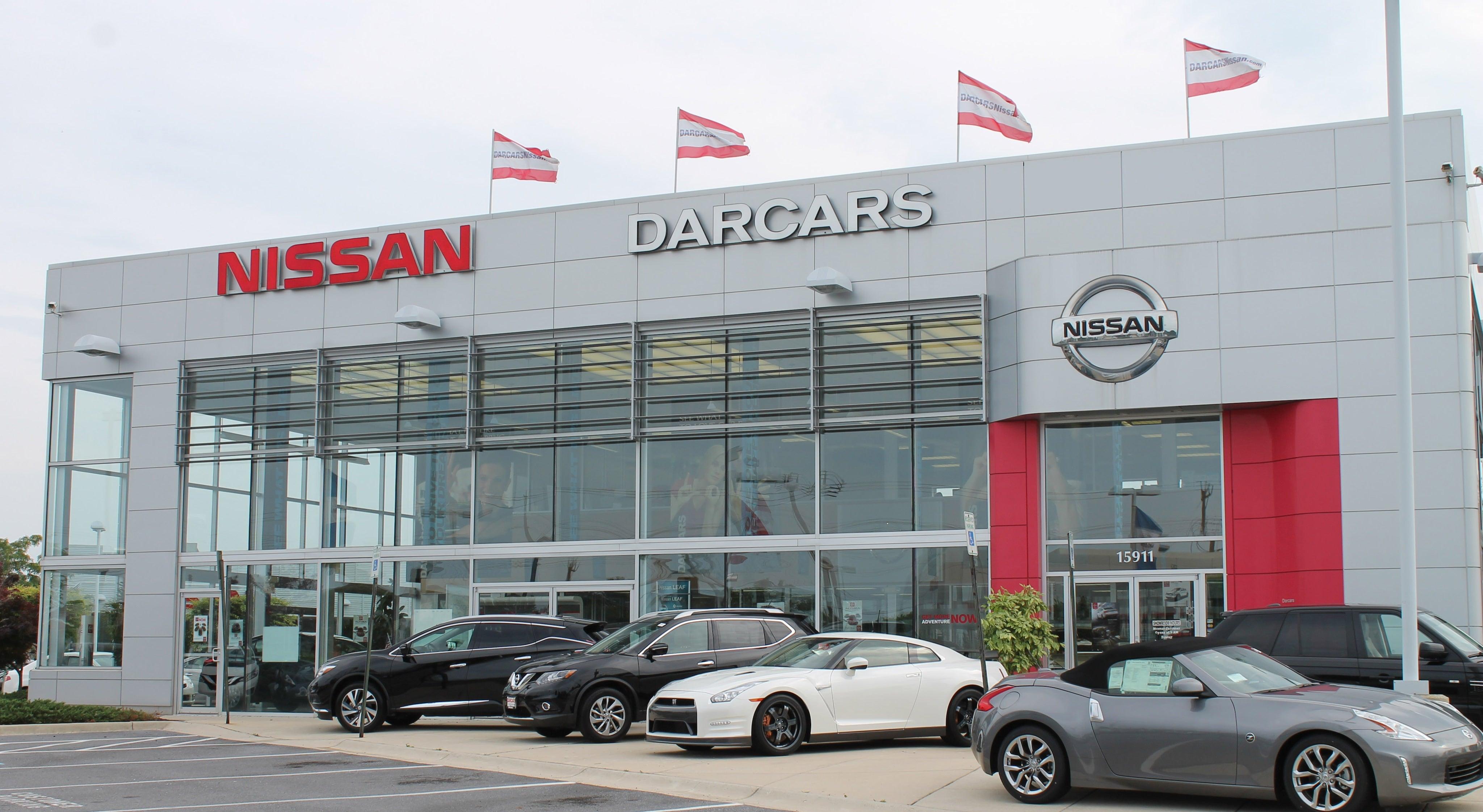 Nissan Dealer Information Nissan Dealership Rockville Md Darcars Nissan Rockville